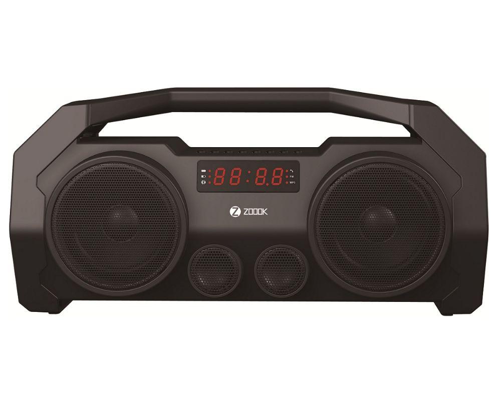 ZOOOK Rocker BoomBox+ Portable Bluetooth Speaker System