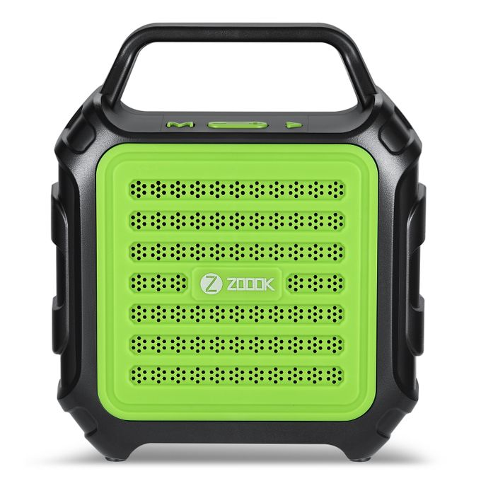 ZOOOK ZB-Rocker Thunder X - Bluetooth Speaker - 8W - Green