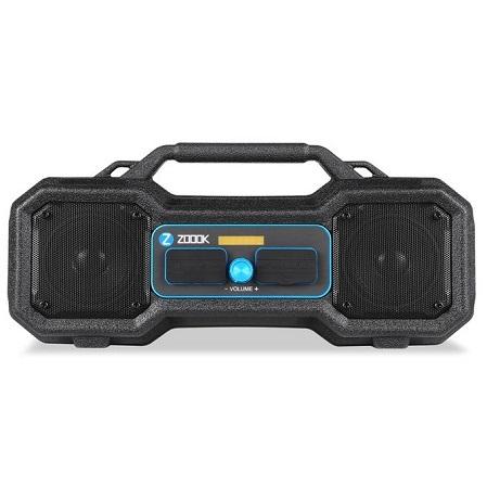 ZOOOK ZB-ThunderBird - Bluetooth Speaker - 24W - Black