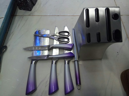 Stylish 8PCS KNIFE SET
