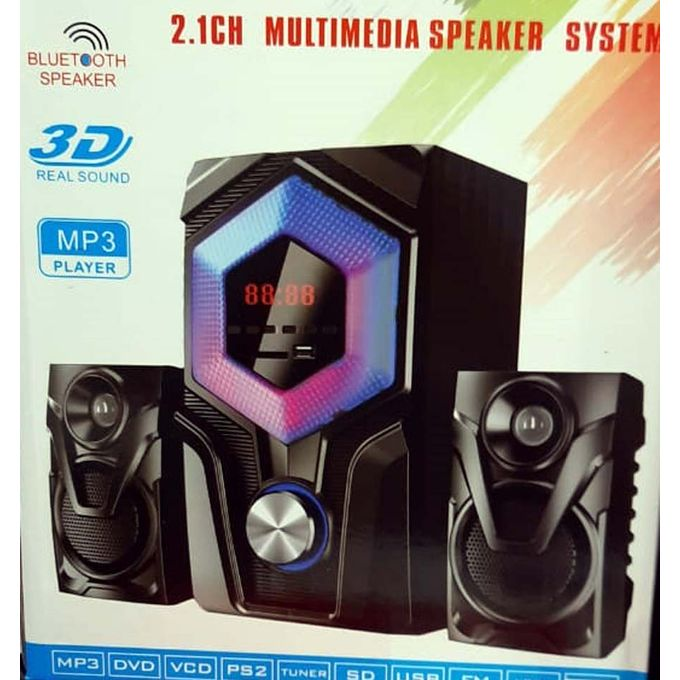 Royal Sound WOOFER,HitechMultiMedia Bluetooth,USB,FM-5000W