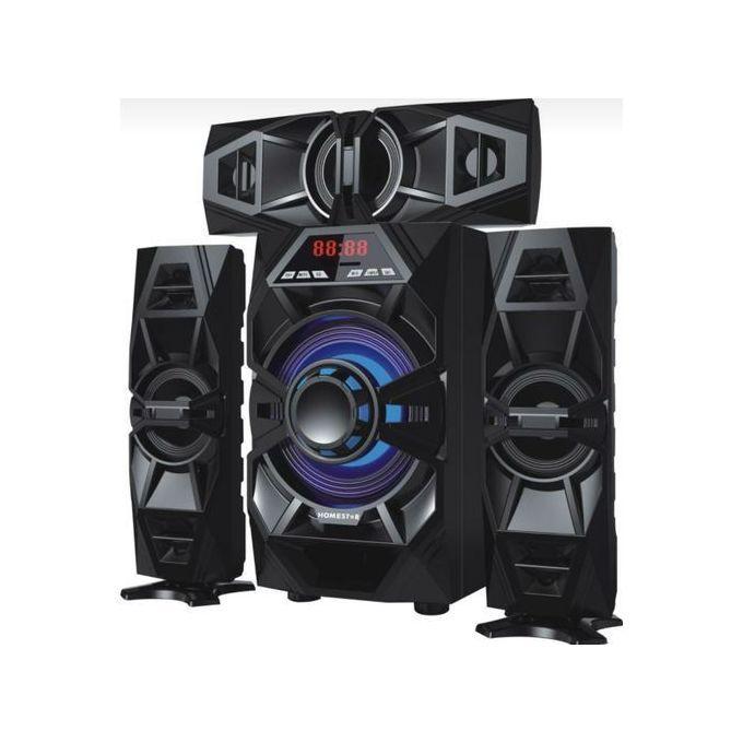 Homestar HS-1052 3.1CH Multimedia Speaker,BLUETOOTH 40000W