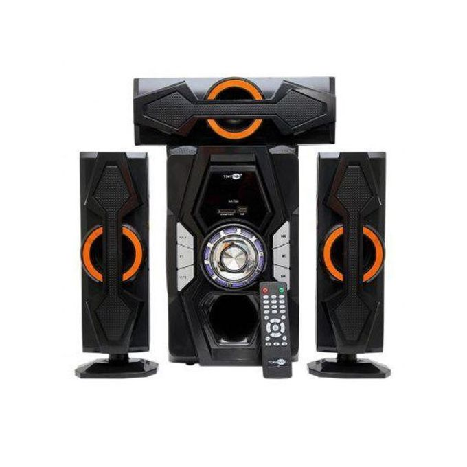 Tonymax 80T 3.1CH 12000W PMPO BT/USB/SD/FM Sound System