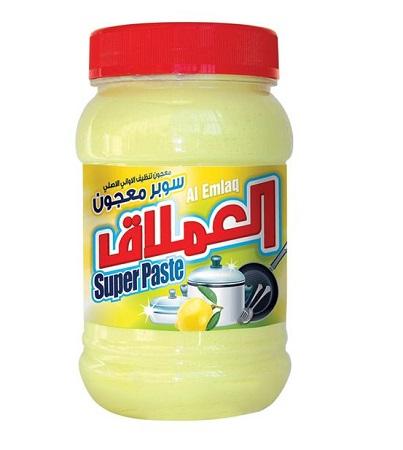 Al Emlaq Super Paste Dish Washing Paste Lemon Scent- 1 KG
