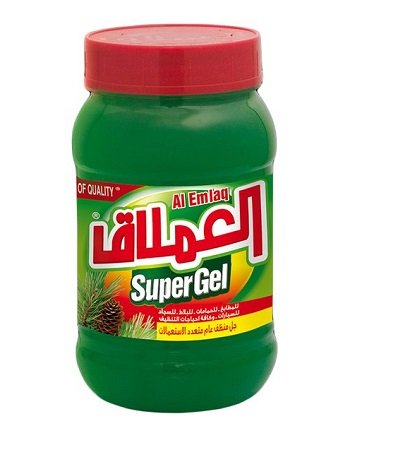 Al Emlaq Super Gel Pine Oil Active Cleaner - 500g