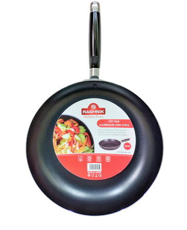 Rashnik Single Piece Non- Stick Fry Pan