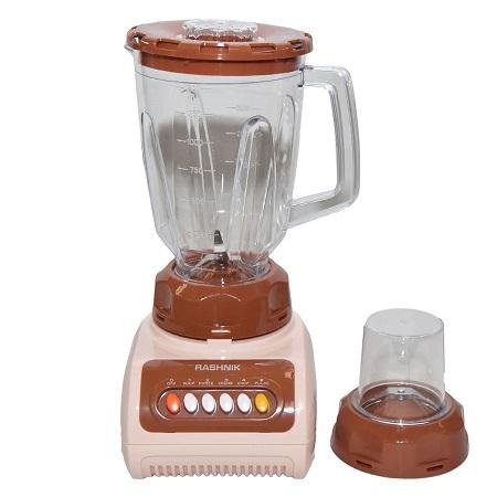 Rashnik RN-999 Blender & Grinder 1.5 Litres, 350W - Brown
