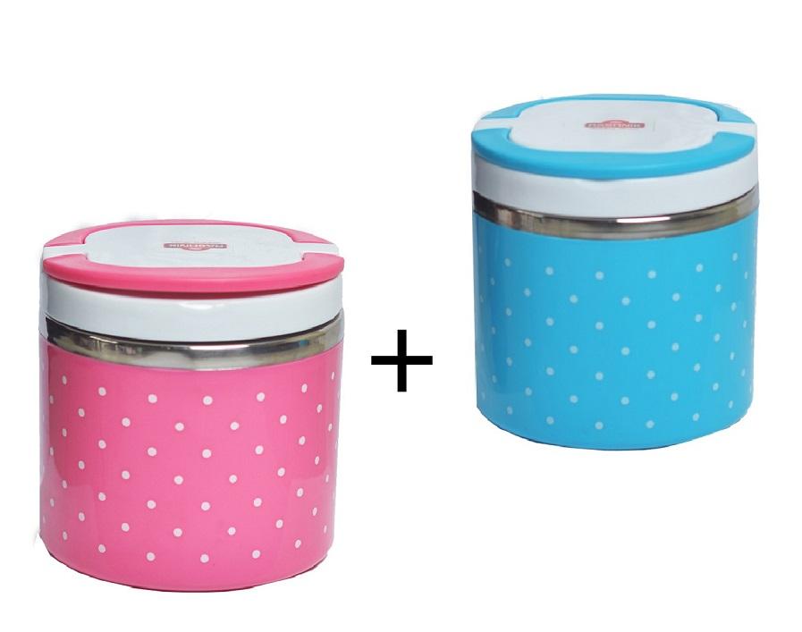 Buy Rashnik RN-1405 Single Layer Lunch Box and Get 1 Free