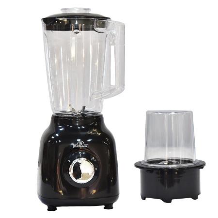 Rashnik RN-1006 Blender & Grinder 1.5 Litres, 350W - Black