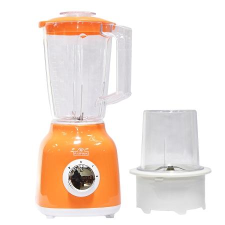 Rashnik RN-1006 Blender & Grinder 1.5 Litres, 350W - Orange