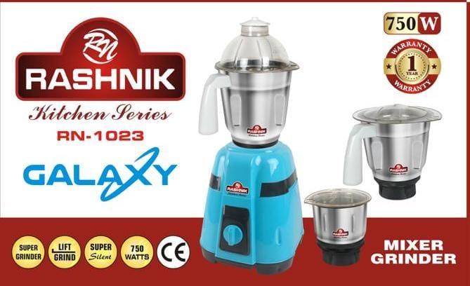 Rashnik rn-1023 Electric Mixer and Grinder - 750 Watts