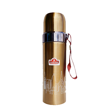 Rashnik RN-2004 Flask- 500 ml Golden