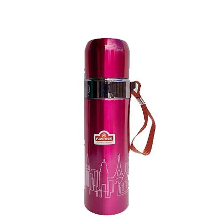 Rashnik RN-2004 Flask- 500 ml Pink