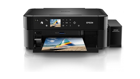 Epson L850 Multifunction Photo Printer - Black