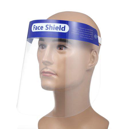 Retractable Face Shield