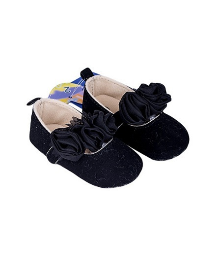 Baby Girl Shoes Black