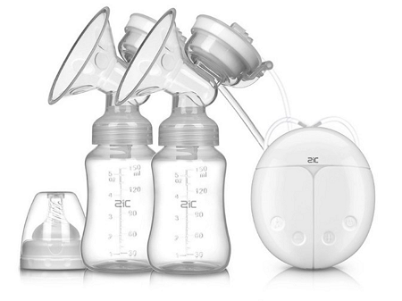Double Electric Breast Pump-PBA free