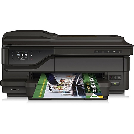 HP OfficeJet 7612 Wide Format All-in-ONE - Black