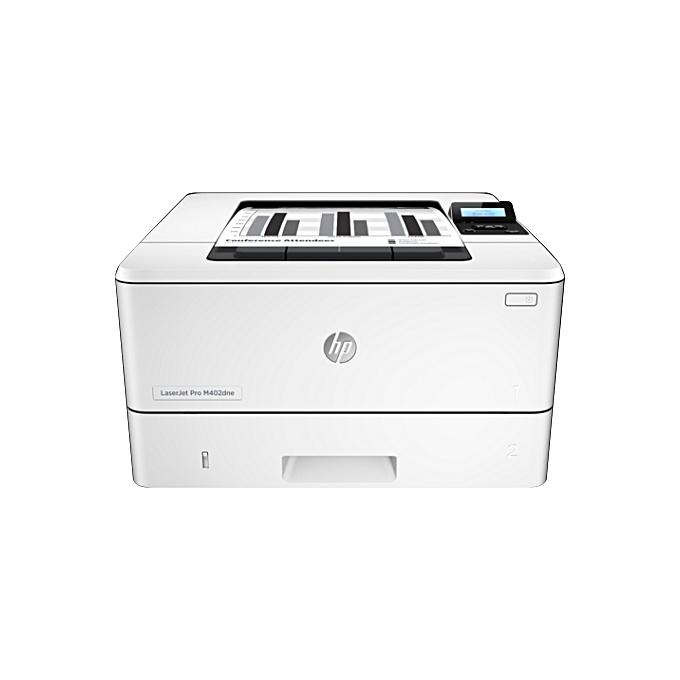 HP LaserJet Pro M402dne - Duplex - Network - Printer - White