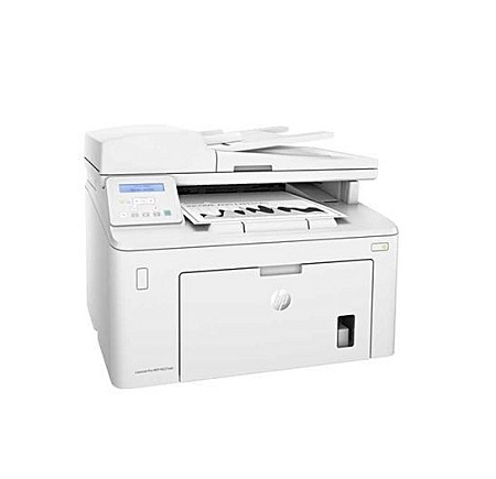 HP LaserJet Pro MFP 227sdn Printer - White