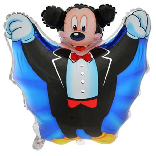 Halloween Mickey Mouse Foil Balloons