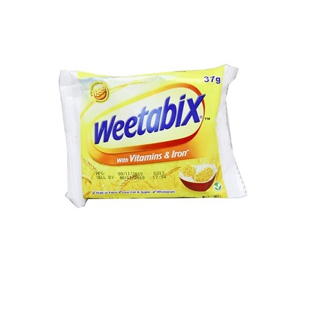 Weetabix Wholegrain Cereals - 37g