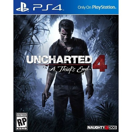 Sony PS4 Game Uncharted 4: A Thief's End