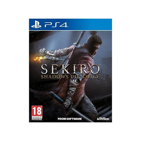 Activision Sekiro Shadows Die Twice PS4
