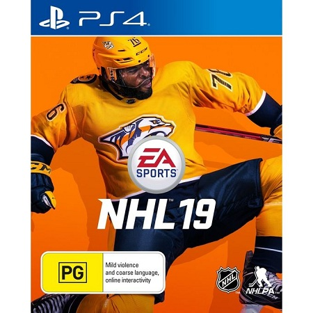 Electronic Arts NHL 19 PS4