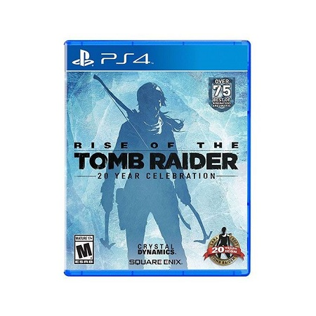 Square Enix Rise Of The Tomb Raider™: 20 Year Celebration PS4
