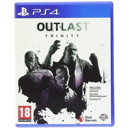 Playstation Outlast: Trinity PS4
