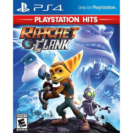 Playstation Ratchet & Clank PS4