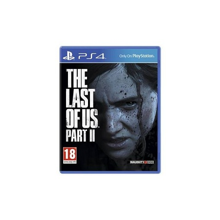 Playstation The Last Of Us Part II PS4