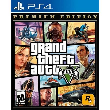 Rockstar Games GTA V PS4