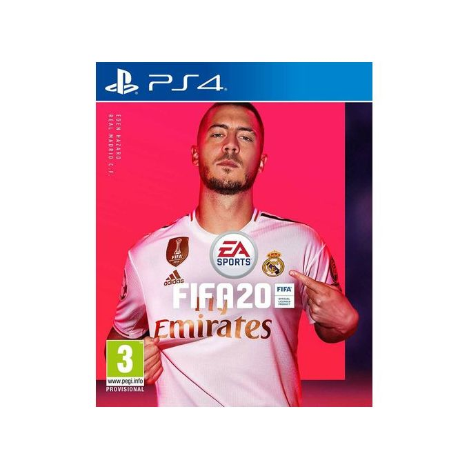 Sony Computer Entertainment FIFA 20 PS4 Game