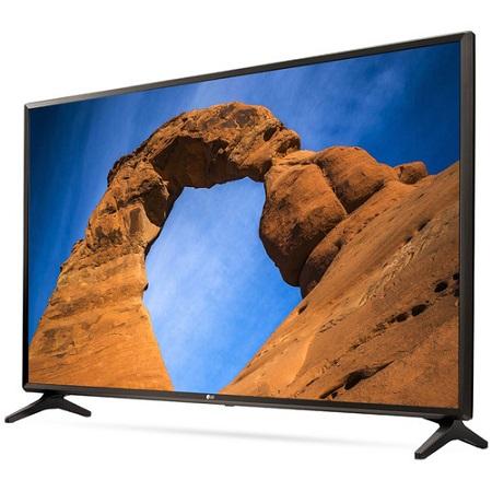 LG LK6100 43 Inch Class Full HD Multisystem Smart LED TV