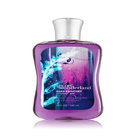 Secret Wonderland Shower Gel