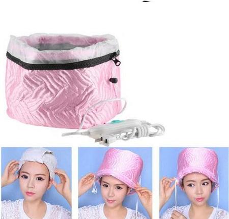 Head Cap steamer Hair Dryer Bonnet