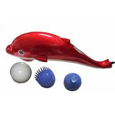 Dolphin Massager red