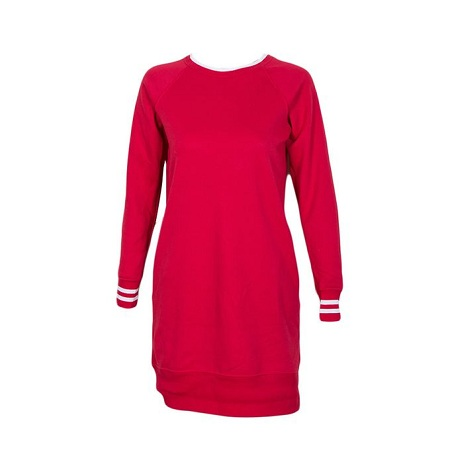 Red T Shirt Dress