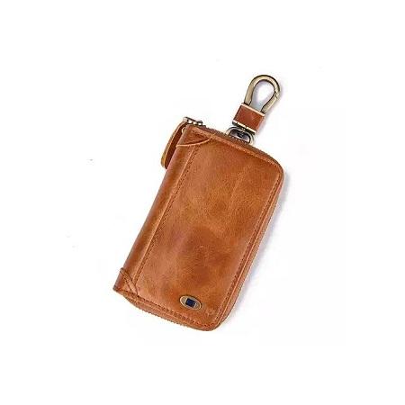 Smart Bluetooth Leather Keys Wallet