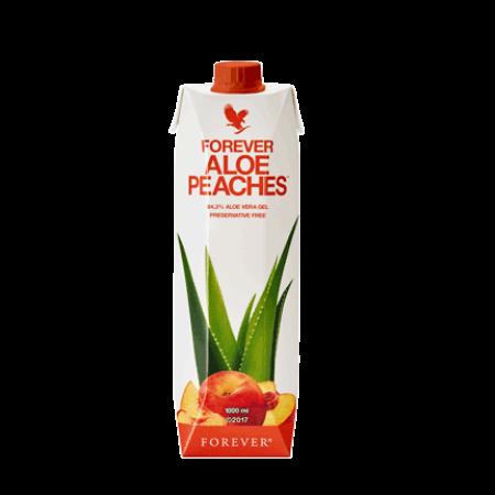 Aloe Bits n' Peaches