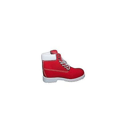 Generic Red Hightop Boots