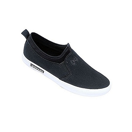 Generic Kinga Deals Black With A White Sole canvas