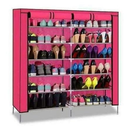 Portable Shoe Rack- 36 pairs