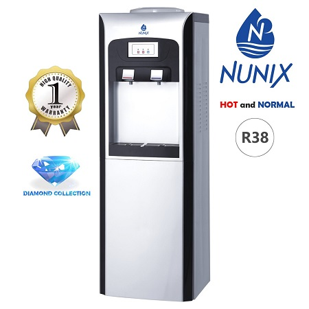 Nunix Hot And Normal Free Standing Water Dispenser