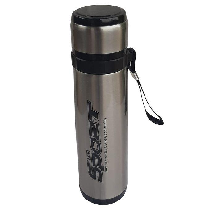 SPORT Liquid Vacuum Flask -800ml Silver