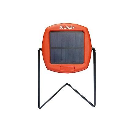 Home Solar Light Lamp - Orange