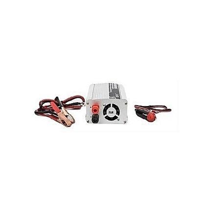 TBE DC/AC Power Inverter - 500W - Silver
