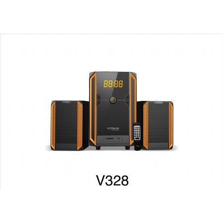 Vitron V328 2.1CH USB Stereo Multimedia Speaker System Subwoofer